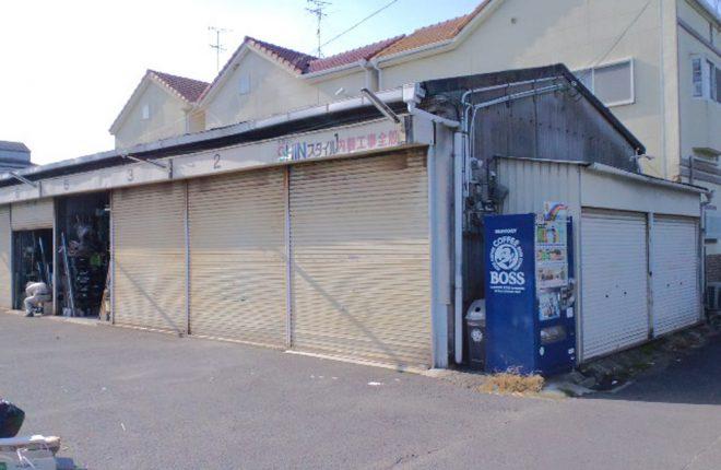 東大阪市西堤楠町 貸倉庫(A14-008)