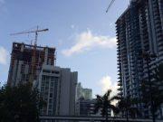 マイアミ建築ラッシュ