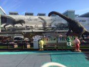 押入れ福井駅恐竜