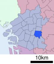 生野区地図