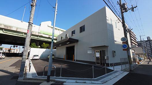倉庫・工場リノベーション大阪/長田西倉庫