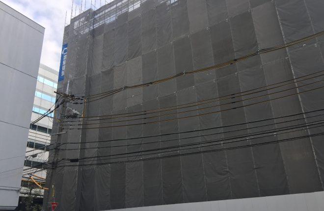 吹田市江坂 新築1F店舗(C17-009)