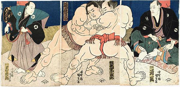 600px-Kunisada_Sumo_Triptychon_c1860s