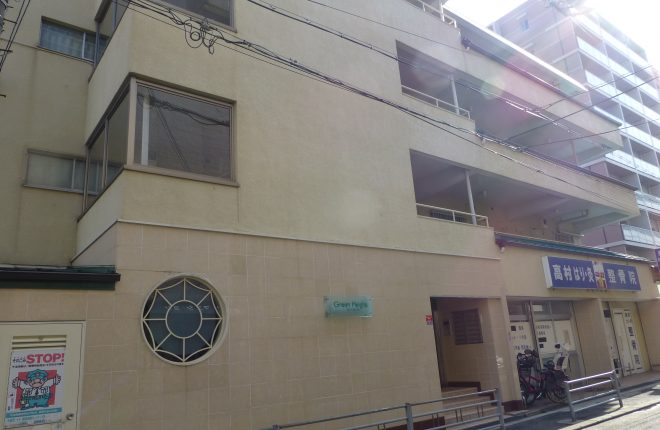 鶴橋駅 賃貸マンション3階部分