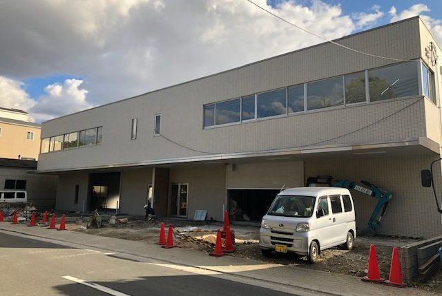 大阪市城東区の倉庫・事務所