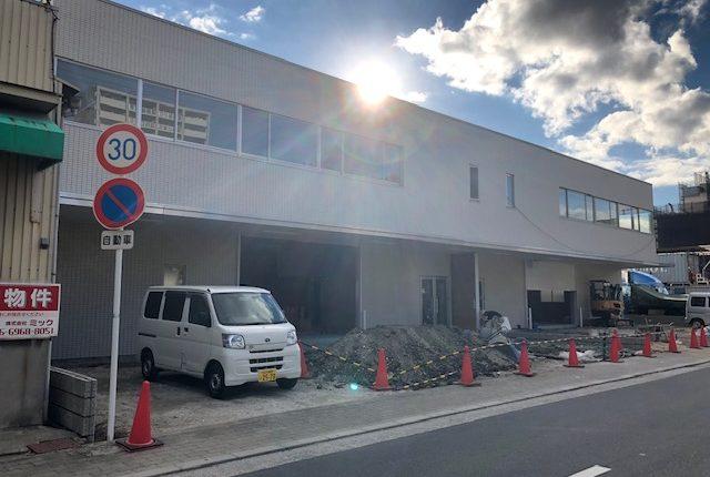 外観2/大阪市城東区の倉庫・事務所