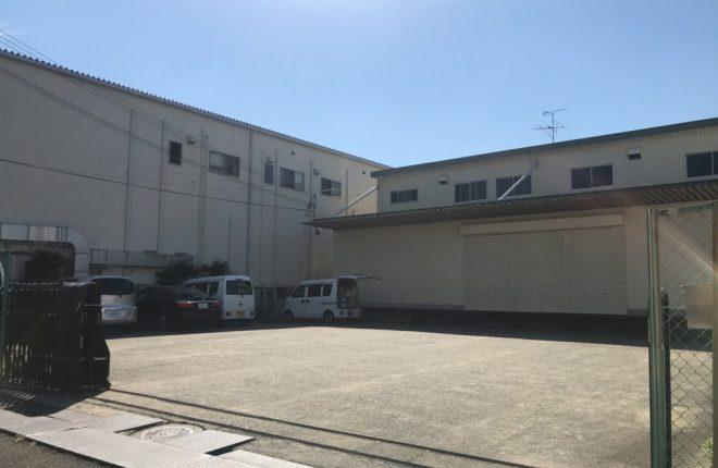 外観2/東大阪市今米の倉庫・事務所