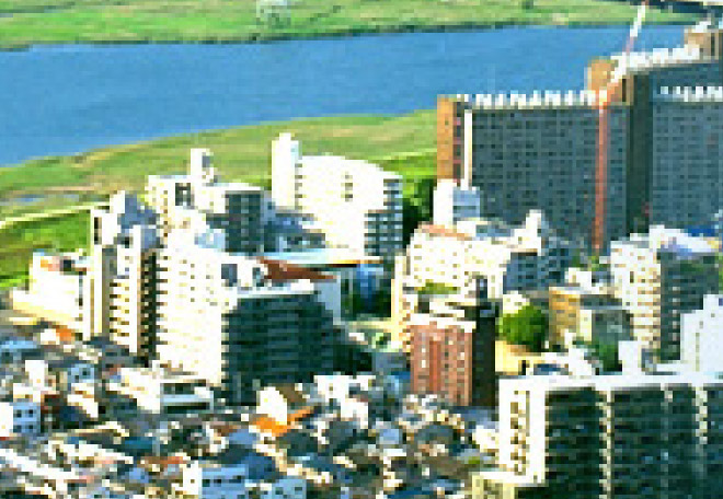 注目の街 大阪