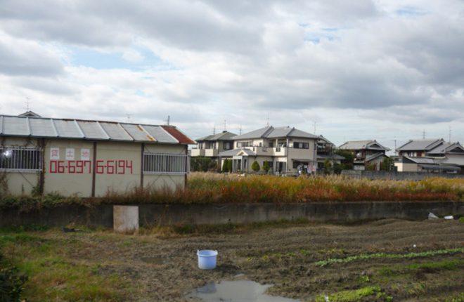 大和高田市土庫 貸土地(D13-002)
