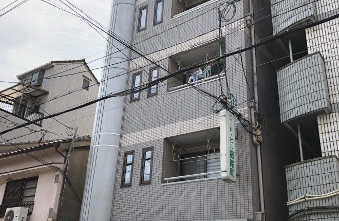 (賃料改定)阿倍野区賃貸マンション3DK