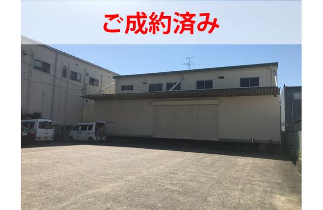 東大阪市今米の倉庫・事務所