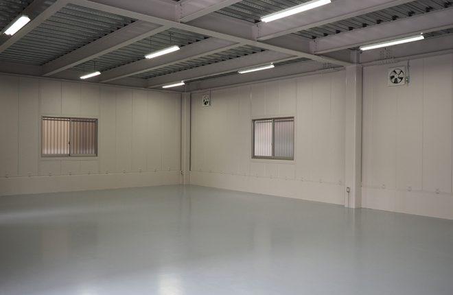1階倉庫 | 大阪市城東区の快適な倉庫事務所