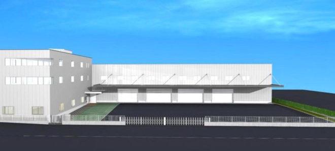 西淀川区御幣島の事務所付倉庫