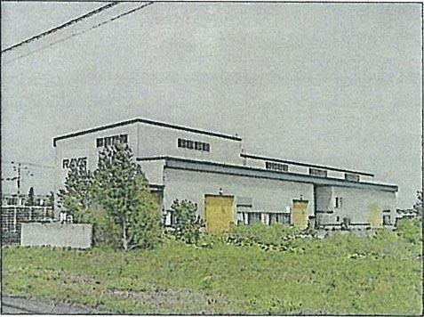 北海道苫小牧市貸倉庫