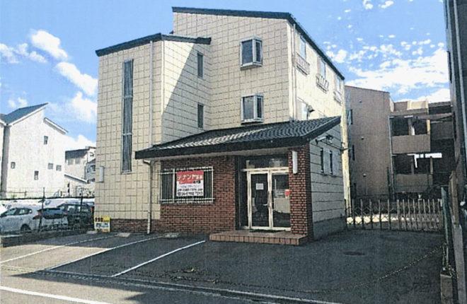 大阪市東住吉区今川4丁目 地上3階営業所(B19-021)