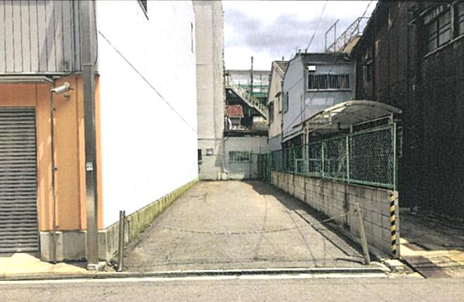 《ご成約済み》大阪市東成区土地