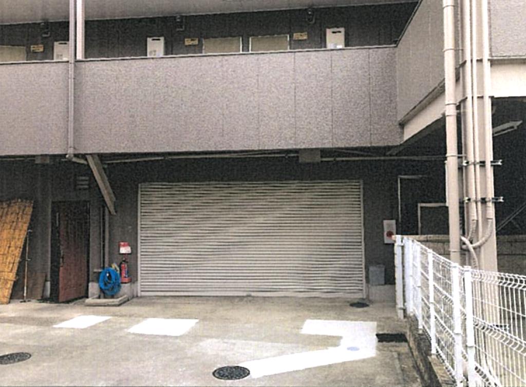 東大阪市事務所付き倉庫