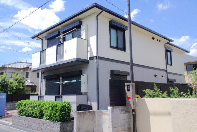 豊中市岡町北 賃貸マンション2DK1階です
